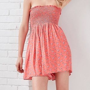 Kimchi Blue Urban Outfitters Floral Romper